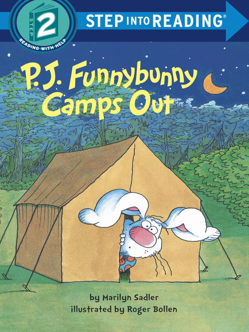 Cover of P. J. Funnybunny Camps Out