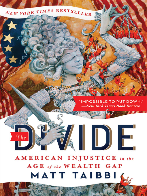 Cover of The Divide