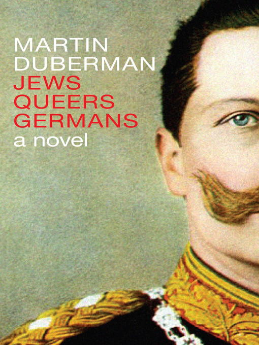 Cover image for Jews Queers Germans