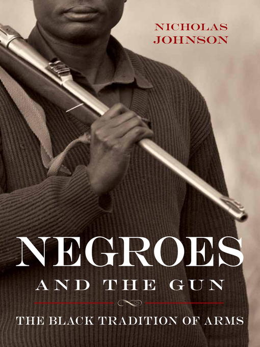 Title details for Negroes and the Gun by Nicholas Johnson - Wait list