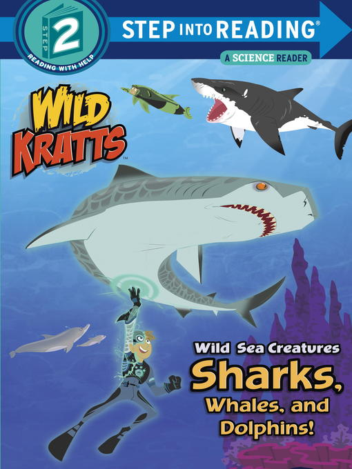 Title details for Wild Sea Creatures by Chris Kratt - Wait list