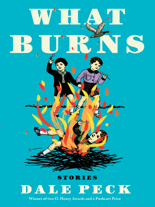 Title details for What Burns by Dale Peck - Available