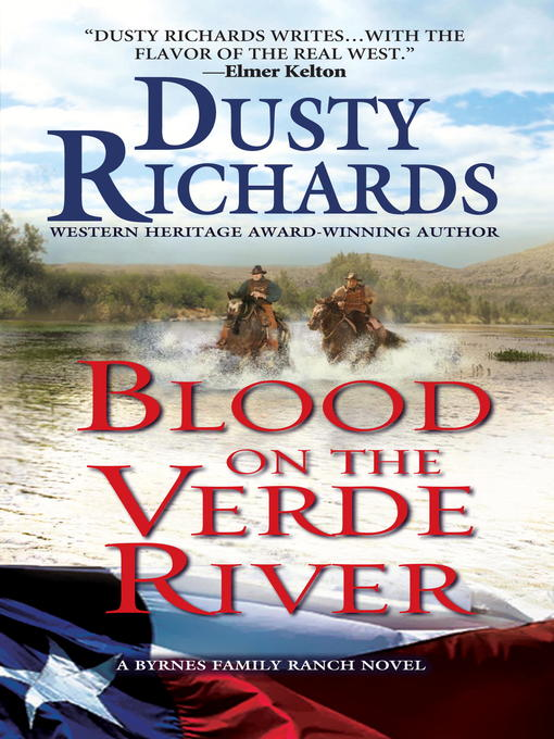 Title details for Blood on the Verde River by Dusty Richards - Available