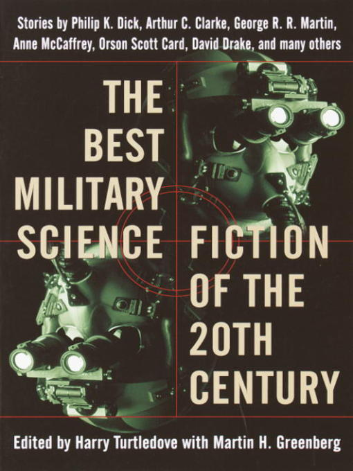 Title details for The Best Military Science Fiction of the 20th Century by Harry Turtledove - Wait list