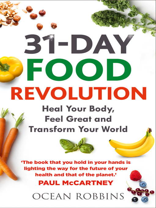 Title details for The 31-Day Food Revolution by Ocean Robbins - Available