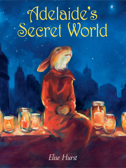 Cover of Adelaide's Secret World