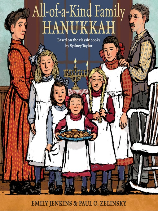 Title details for All-of-a-Kind Family Hanukkah by Emily Jenkins - Wait list