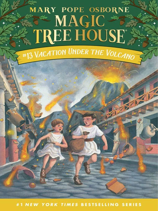 Title details for Vacation Under the Volcano by Mary Pope Osborne - Available