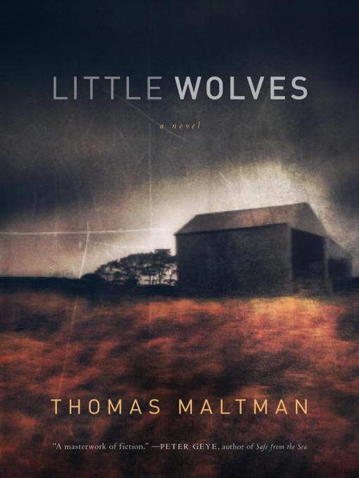 Title details for Little Wolves by Thomas Maltman - Wait list