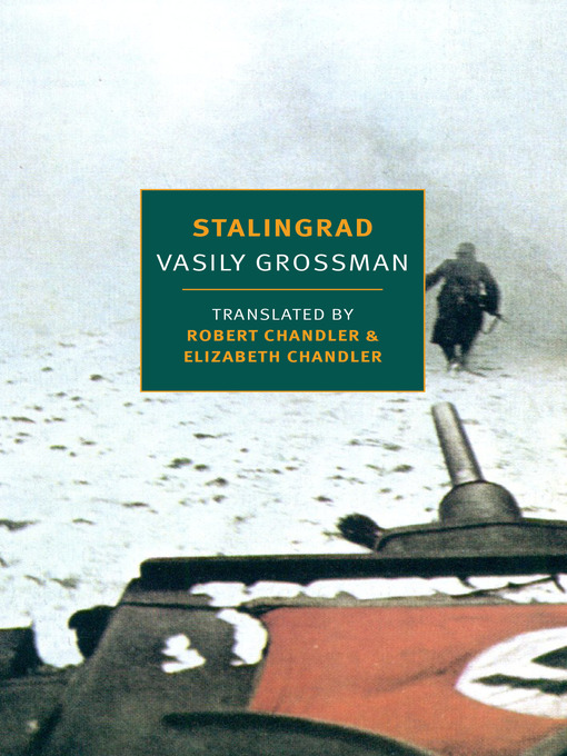 Title details for Stalingrad by Vasily Grossman - Available