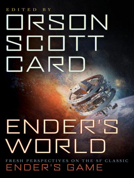 Cover image for Ender's World