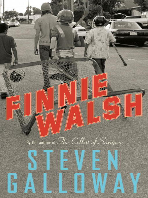 Title details for Finnie Walsh by Steven Galloway - Wait list