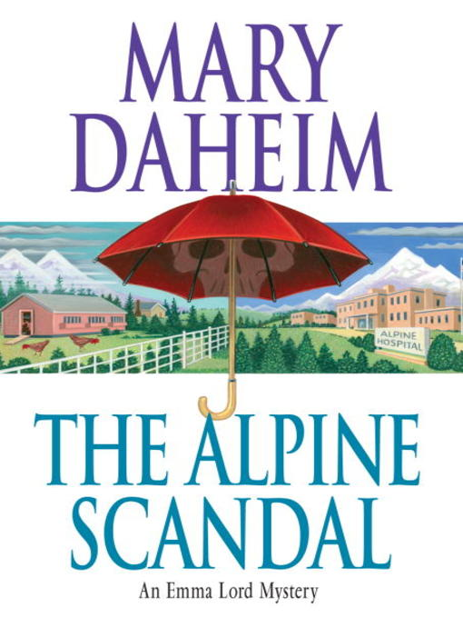 Title details for The Alpine Scandal by Mary Daheim - Available