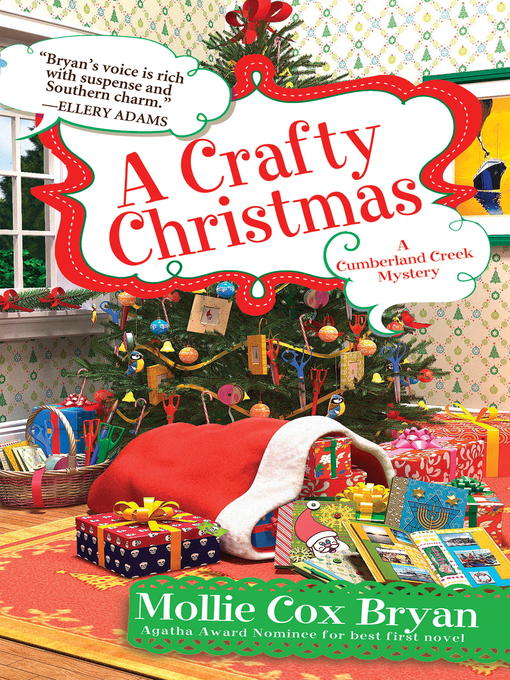 Title details for A Crafty Christmas by Mollie Cox Bryan - Wait list