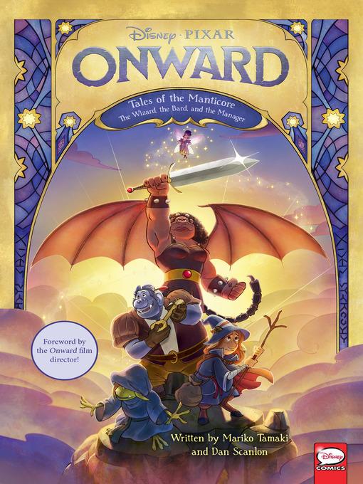 Title details for Disney/PIXAR Onward: Manticore by Mariko Tamaki - Available