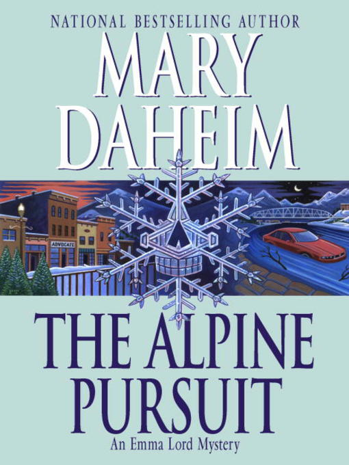 Title details for The Alpine Pursuit by Mary Daheim - Wait list