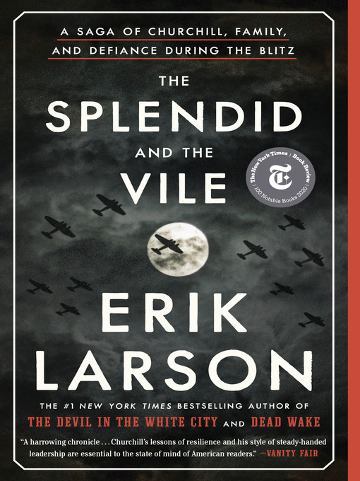 The Splendid and the Vile(book-cover)