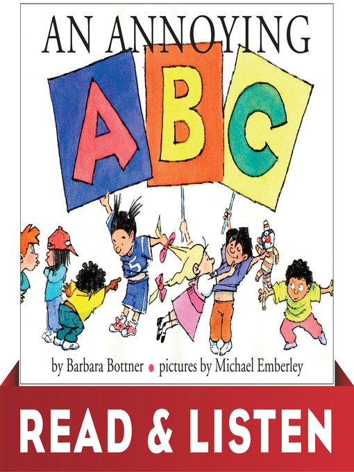 Cover of An Annoying ABC