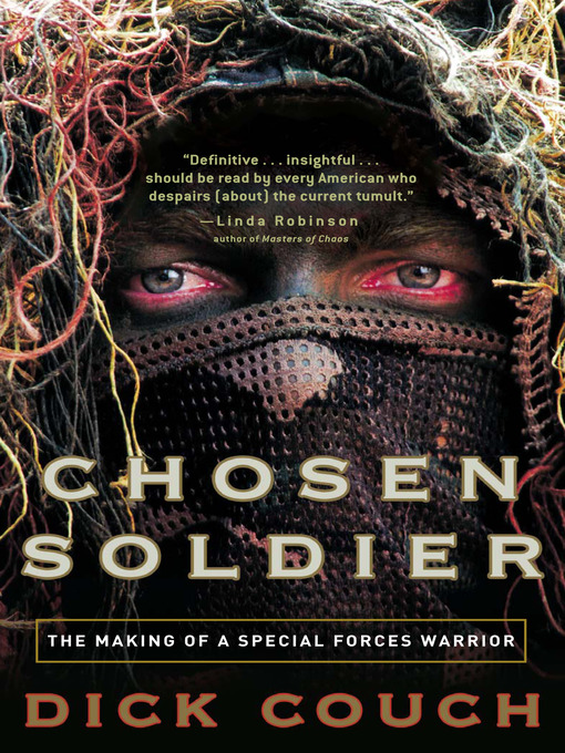 Title details for Chosen Soldier by Dick Couch - Available