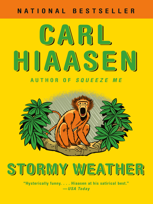 Title details for Stormy Weather by Carl Hiaasen - Wait list