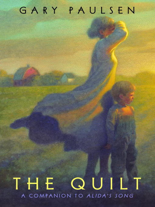 Title details for The Quilt by Gary Paulsen - Available