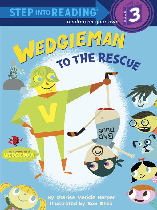 Cover of Wedgieman to the Rescue