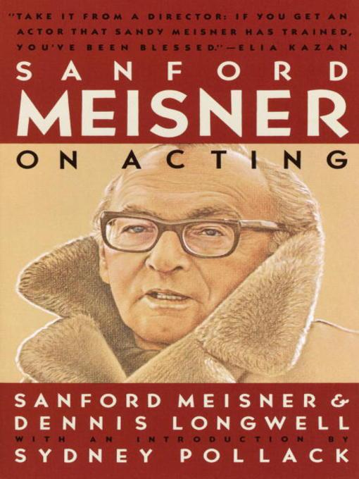 Title details for Sanford Meisner on Acting by Sanford Meisner - Available