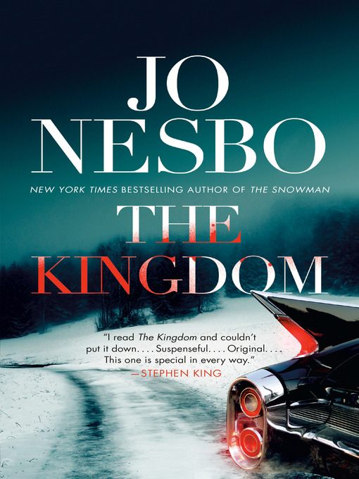 Title details for The Kingdom by Jo Nesbo - Wait list