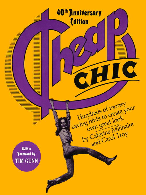 Title details for Cheap Chic by Caterine Milinaire - Wait list