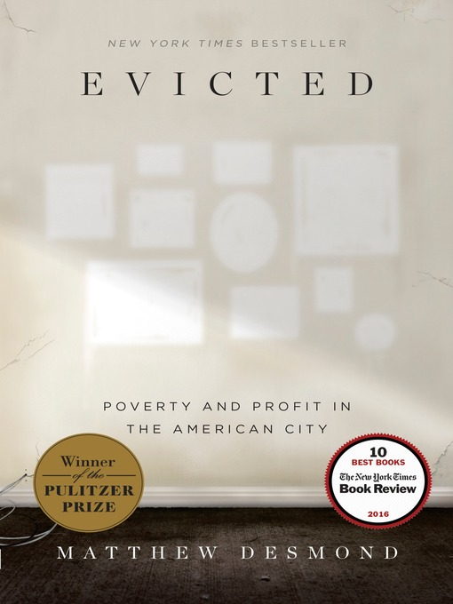 Title details for Evicted by Matthew Desmond - Wait list