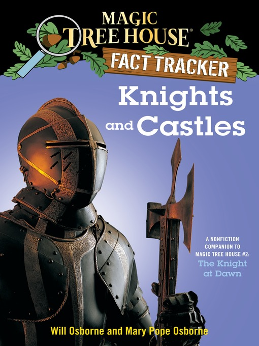 Title details for Knights and Castles by Mary Pope Osborne - Available