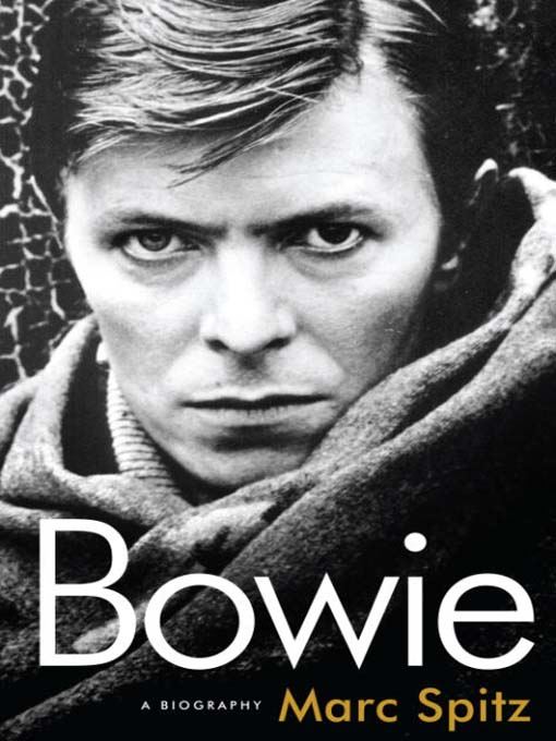 Cover image for Bowie