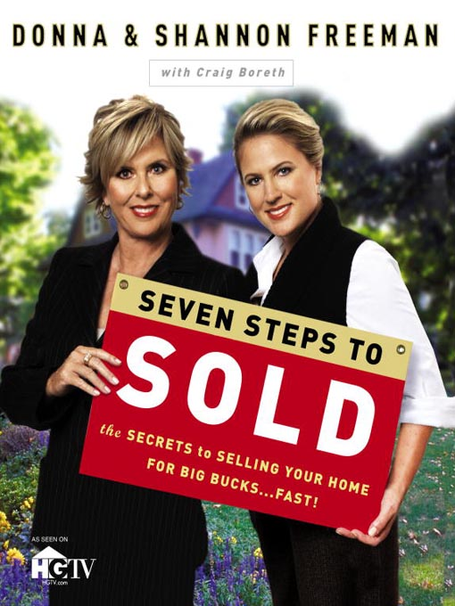 Title details for Seven Steps to Sold by Donna Freeman - Available