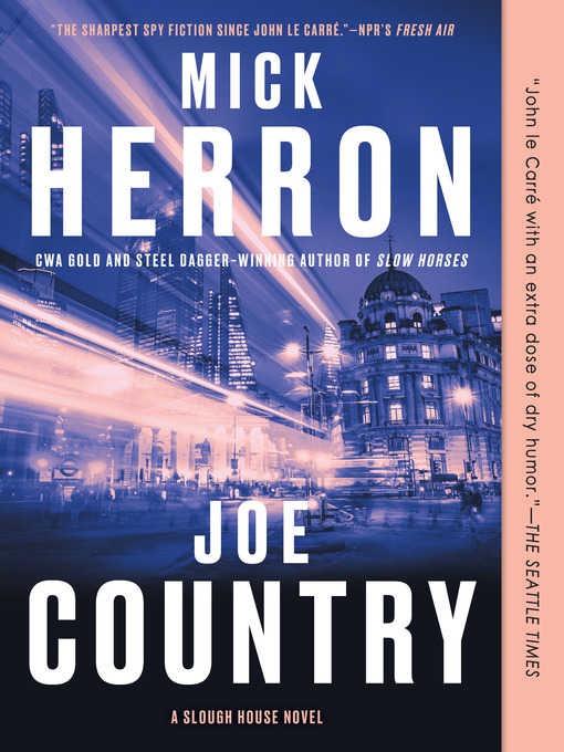 Title details for Joe Country by Mick Herron - Available