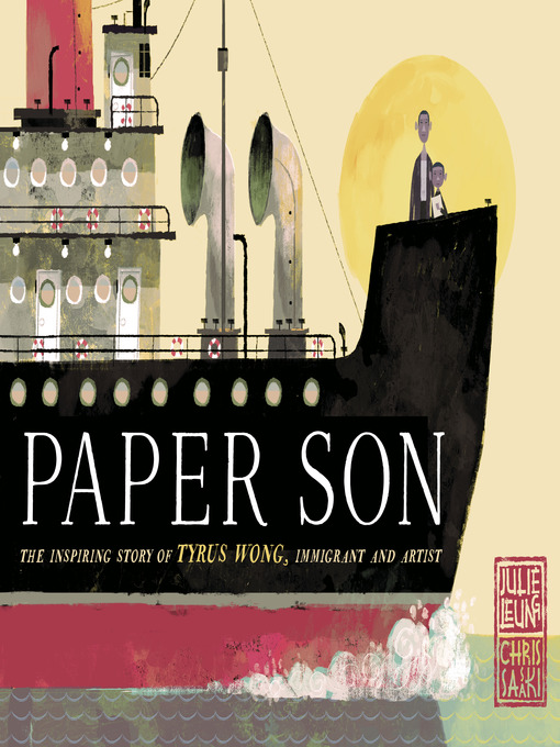 Title details for Paper Son by Julie Leung - Available