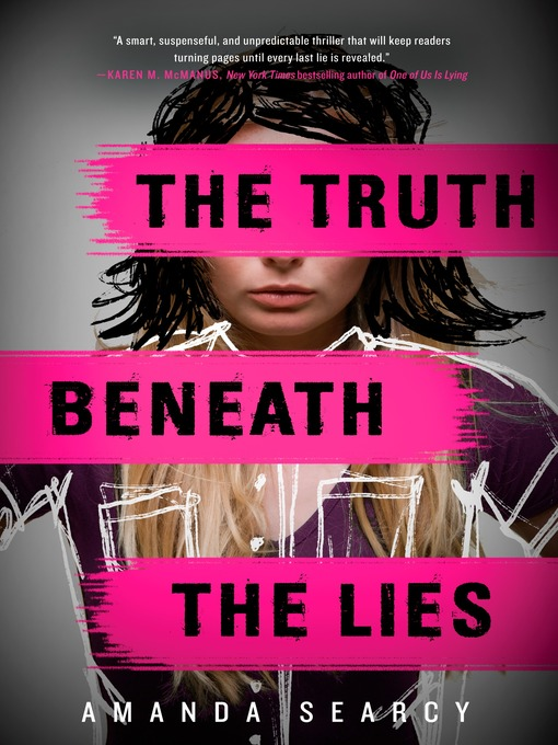 Title details for The Truth Beneath the Lies by Amanda Searcy - Wait list