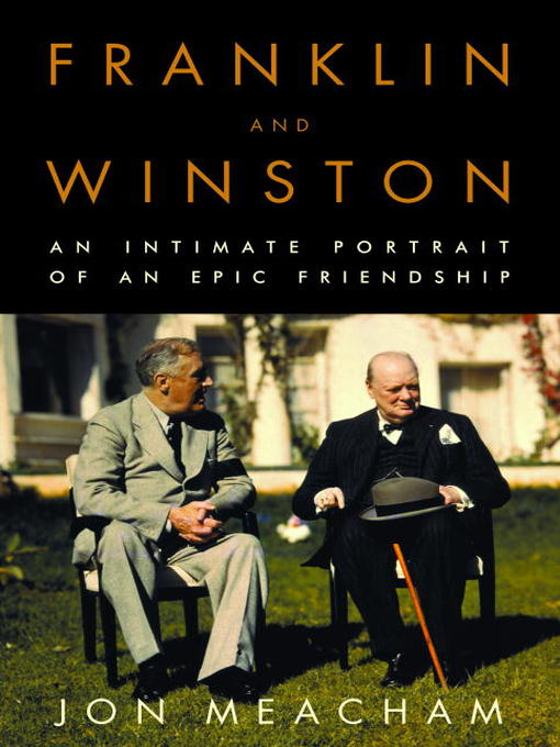 Title details for Franklin and Winston by Jon Meacham - Wait list
