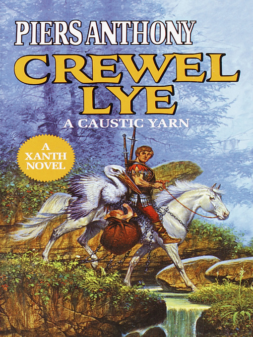 Title details for Crewel Lye by Piers Anthony - Available