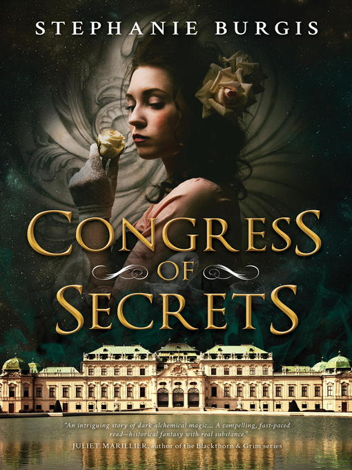 Title details for Congress of Secrets by Stephanie Burgis - Available