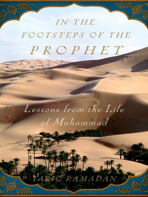 Title details for In the Footsteps of the Prophet by Tariq Ramadan - Wait list