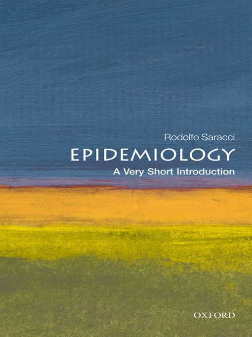 Title details for Epidemiology by Rodolfo Saracci - Available