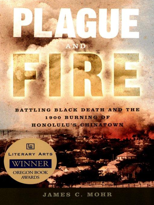 Title details for Plague and Fire by James C. Mohr - Wait list