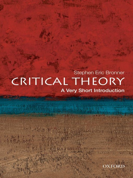Title details for Critical Theory by Stephen Eric Bronner - Wait list