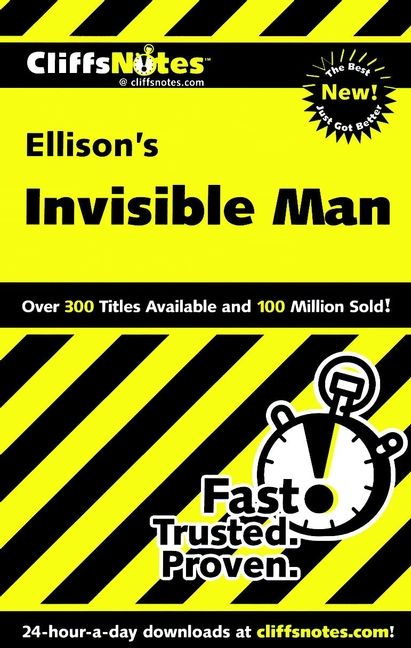 Title details for CliffsNotes on Ellison's Invisible Man by Durthy A. Washington - Available