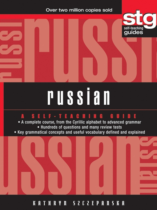 Cover of Russian