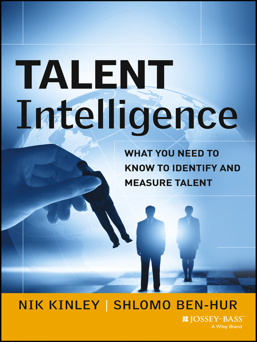 Title details for Talent Intelligence by Nik Kinley - Available
