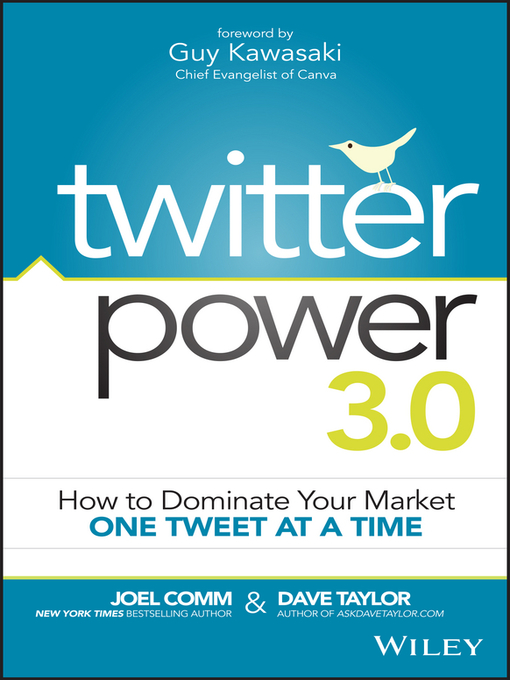 Title details for Twitter Power 3.0 by Joel Comm - Available