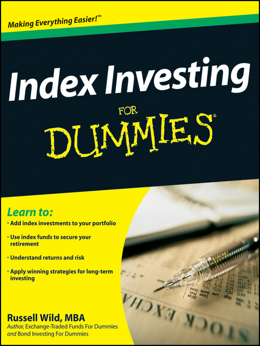 Title details for Index Investing For Dummies® by Russell Wild - Wait list