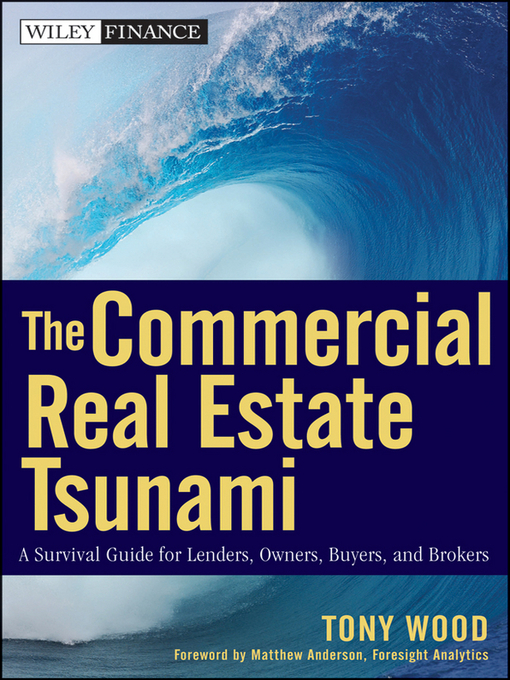 Title details for The Commercial Real Estate Tsunami by Tony Wood - Available