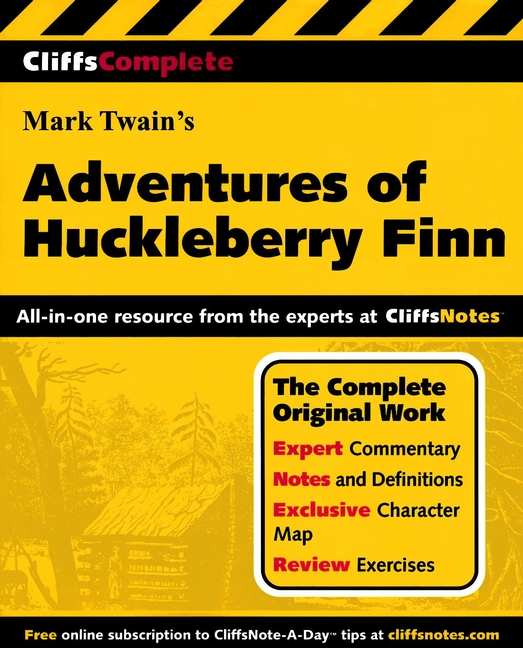 Title details for CliffsComplete<sup>TM</sup> The Adventures of Huckleberry Finn by Richard P. Wasowski - Available